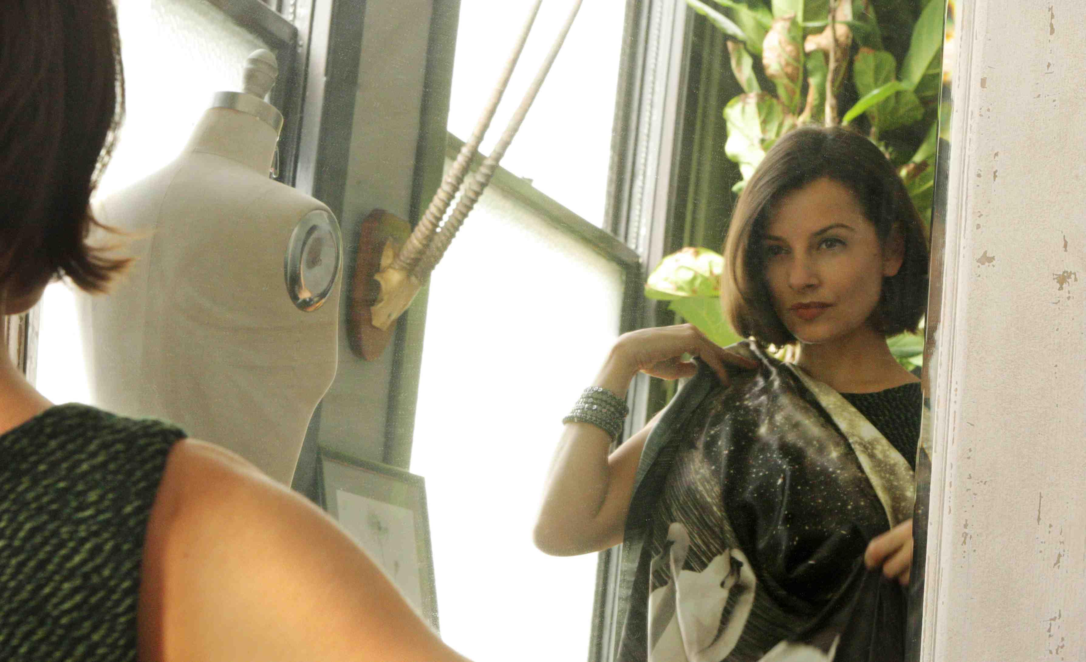 Eva Franco: Beyond The Hemline