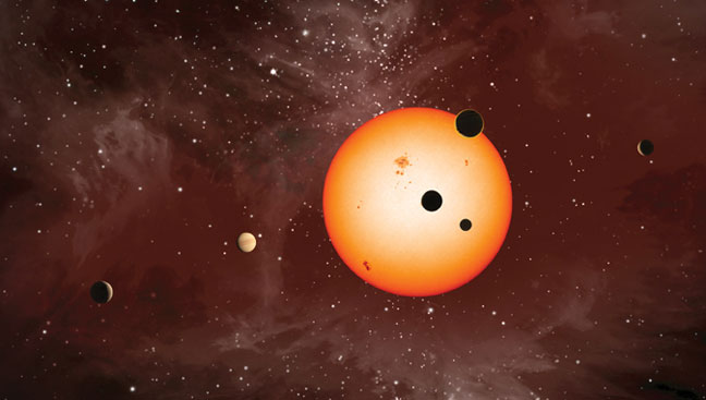 In The Gutter, But Looking At The… Exoplanets