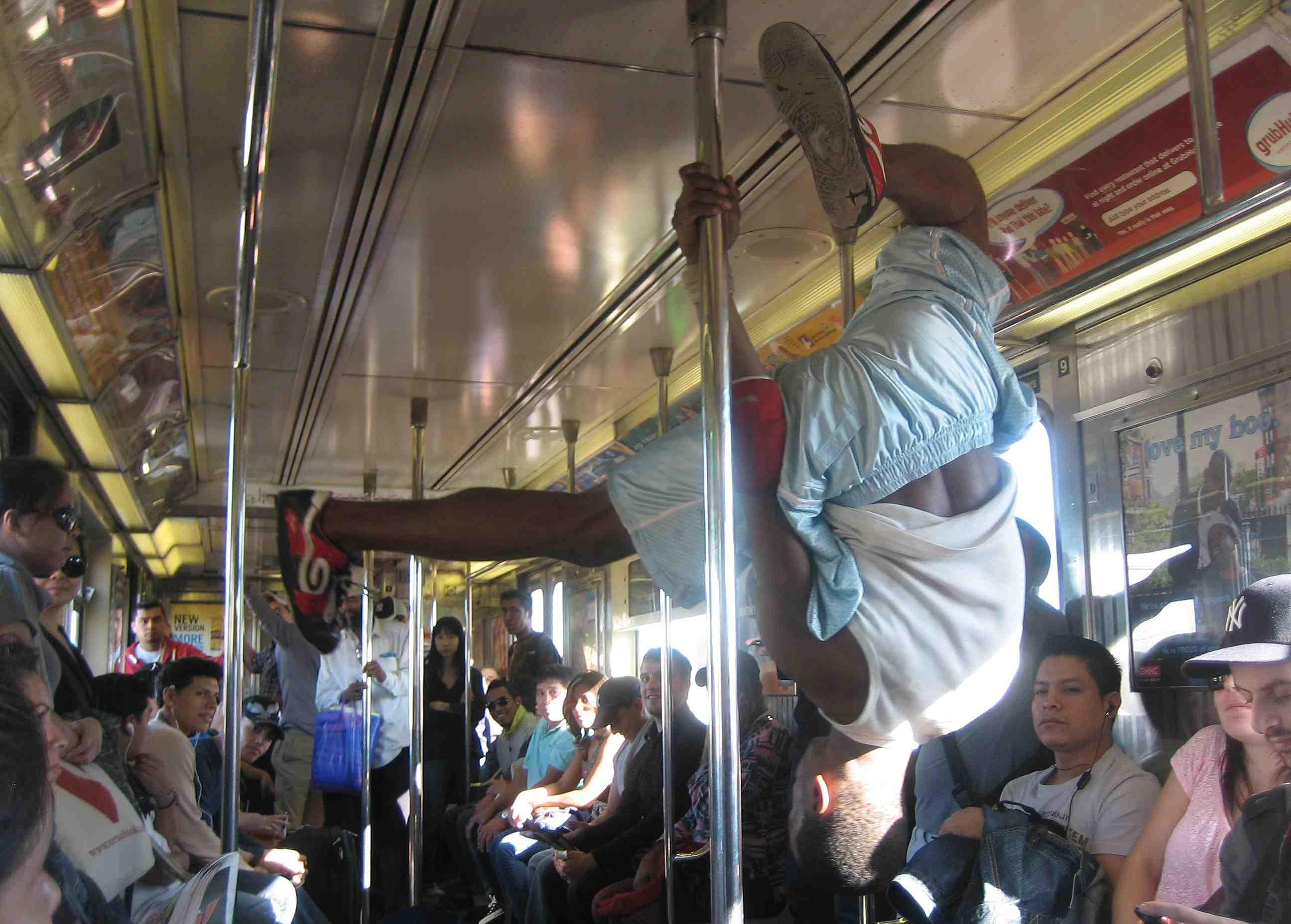 Notes From The Underground: LA vs NYC subways
