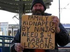 HomelessSign