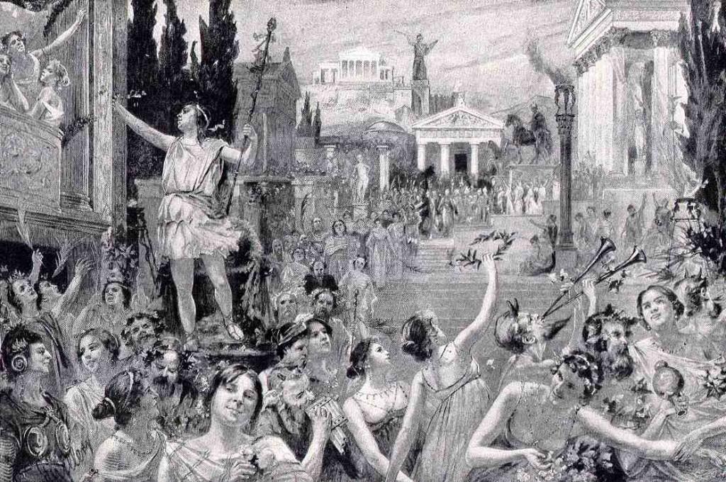 pisistratus festival