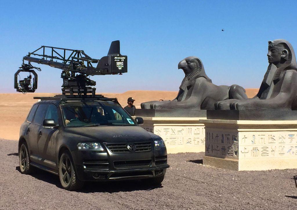 Scorpion car