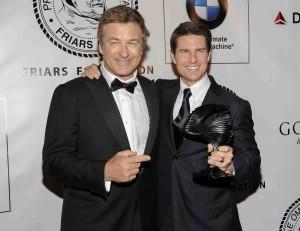 Alec Baldwin, Tom Cruise