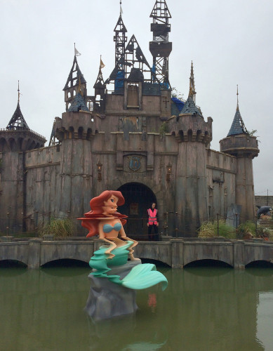 Donald in Dismaland